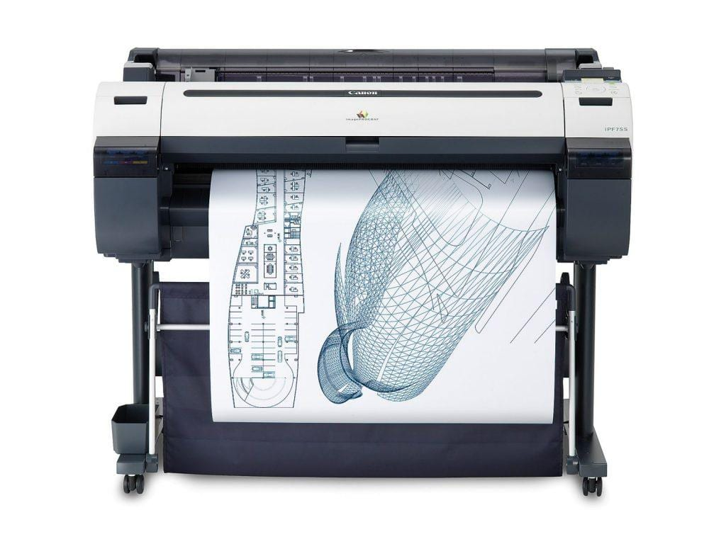 wide format printer repairs