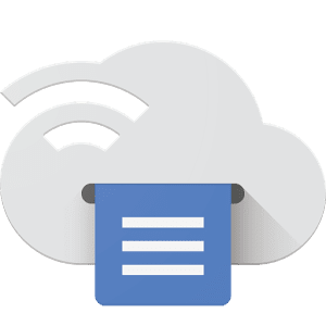 google print logo